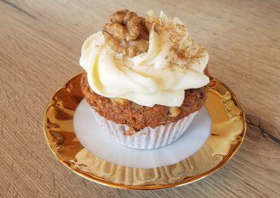 Apfel-Walnuss-Muffin