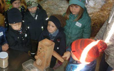 Vom Korn zum Brot – Erlebnisbauernhof Nennslingen